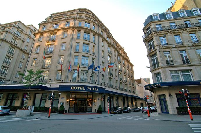 Hotel Le Plaza, Brussels