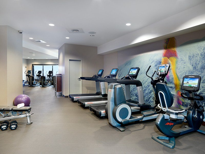 The Westin Workout Fitness Studio