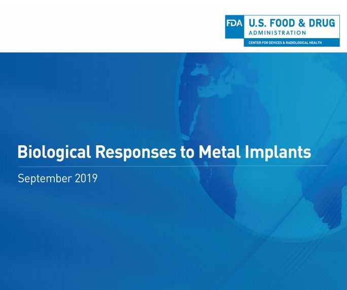 Metal Implant Devices